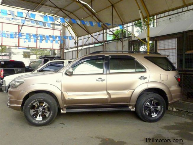 Used Toyota Fortuner 2007 Fortuner For Sale Quezon