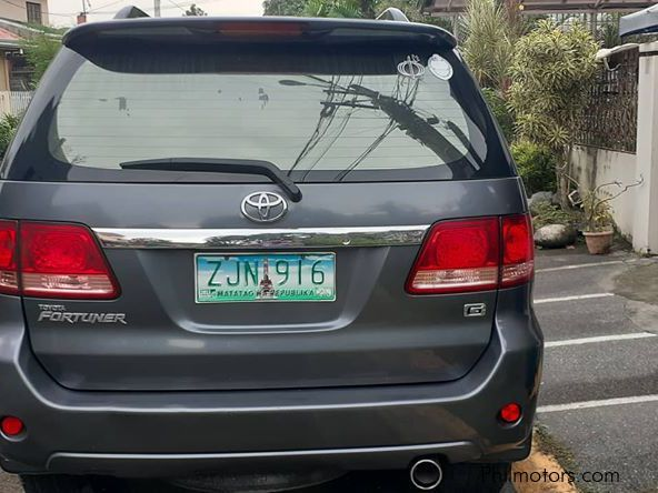 Used Toyota Fortuner Gas 4x2 2007 Fortuner Gas 4x2 For
