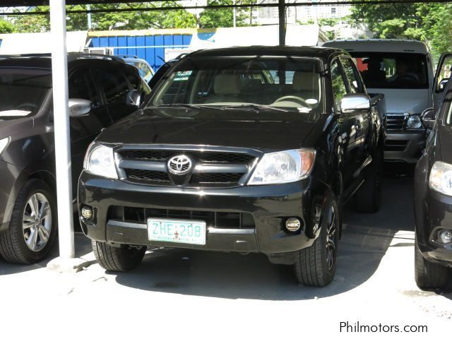 Used Toyota Hilux 2007 Hilux for sale