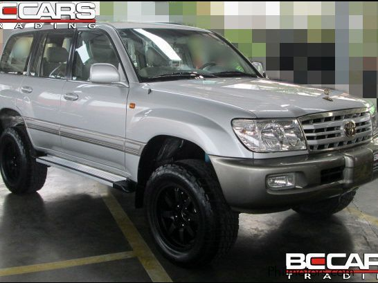 Used Fj Cruiser >> Used Toyota Land Cruiser 105 | 2007 Land Cruiser 105 for sale | Pasig City Toyota Land Cruiser ...