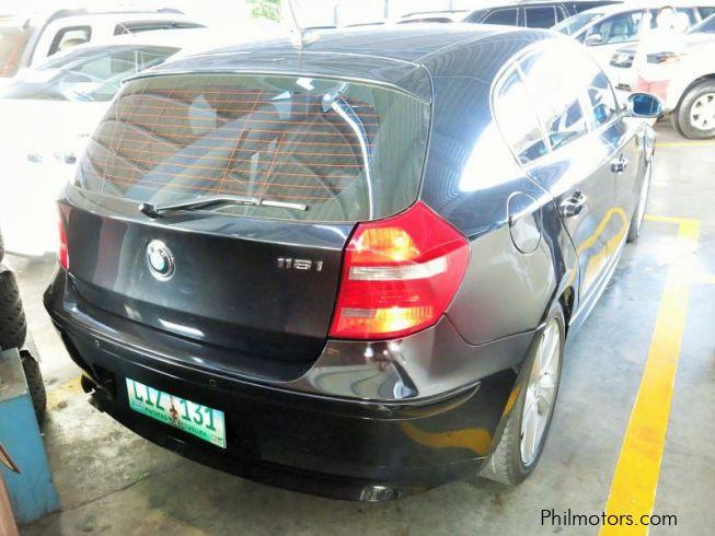 Used Bmw 118i 2008 118i For Sale Pasig City Bmw 118i
