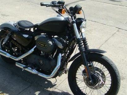 Matrix Auto Sales >> Used Harley-Davidson Sportster Nighster | 2008 Sportster ...