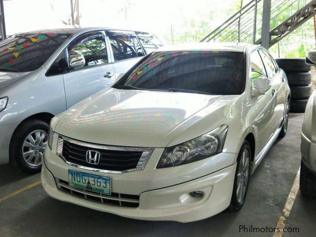 Used honda accord 2008 accord for sale pasig city for Honda accord motors for sale
