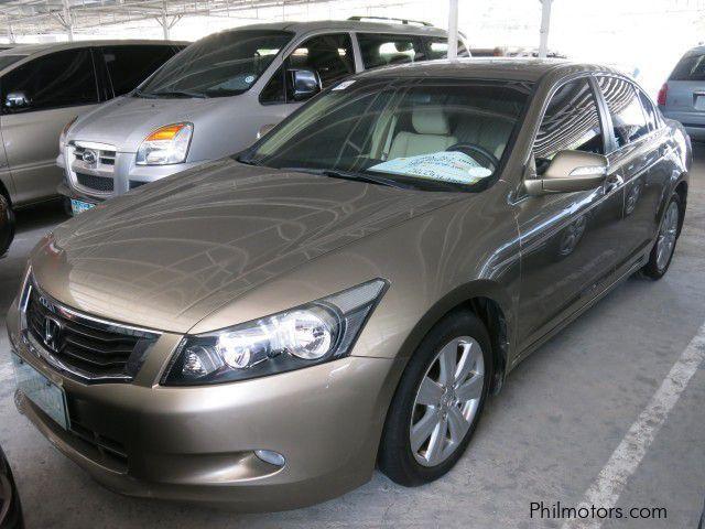 Used honda accord 2008 accord for sale muntinlupa city for Honda accord motors for sale