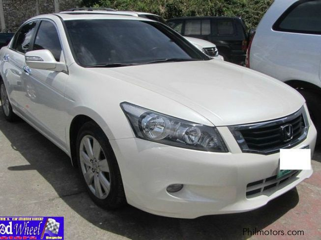 Used honda accord 3 5 a t top of d line 2008 accord 3 5 for Honda accord used cars for sale