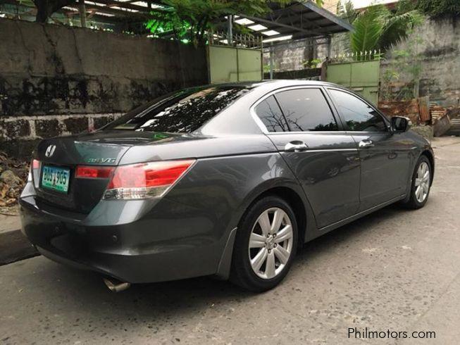 Used Honda Accord V6   2008 Accord V6 for sale   Manila ...