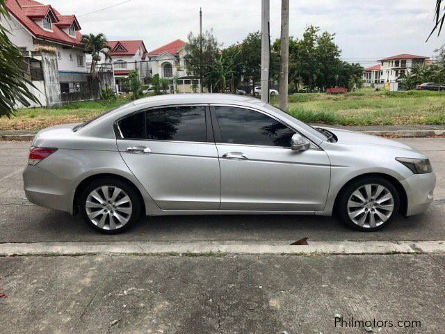 Used honda accord 2008 accord for sale quezon city for Honda accord motors for sale