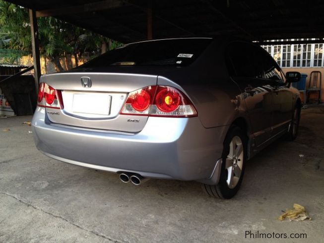 Used Honda Civic 1 8s 2008 Civic 1 8s For Sale Bulacan