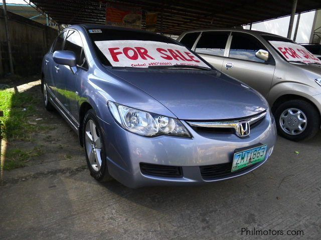 Used Honda Civic 2008 Civic For Sale Laguna Honda