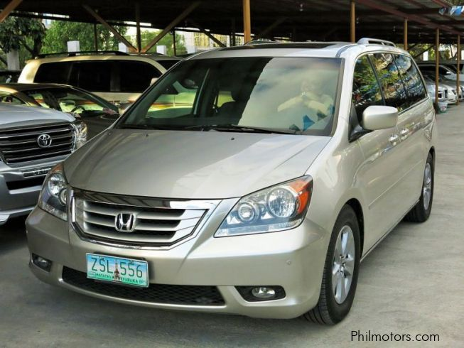 Used honda odyssey 2008 odyssey for sale pasig city for Used honda odyssey for sale near me
