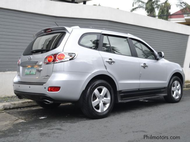 used hyundai santa fe 2008 santa fe for sale quezon city hyundai santa fe sales hyundai. Black Bedroom Furniture Sets. Home Design Ideas