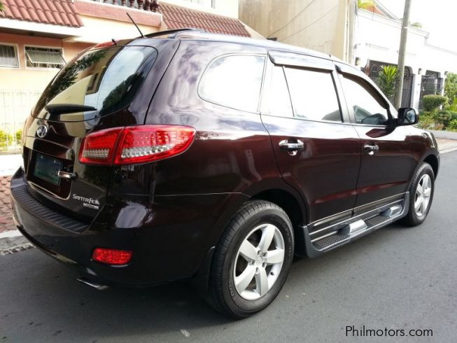 used hyundai santa fe 2008 santa fe for sale pasay city hyundai santa fe sales hyundai. Black Bedroom Furniture Sets. Home Design Ideas