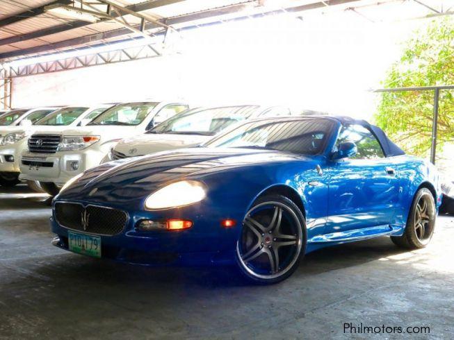 Maserati Spyder Cambiocorsa For Sale Used Maserati Spyder