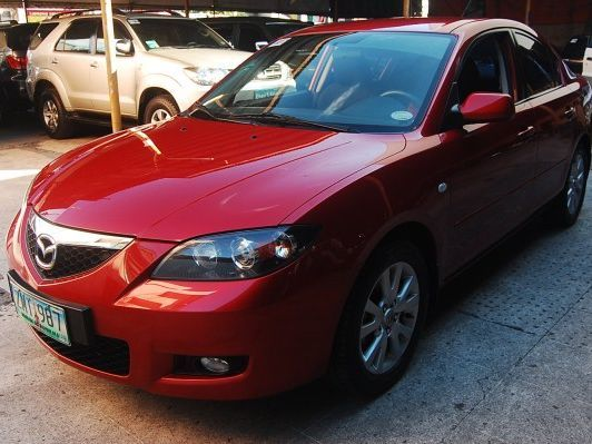used mazda 3 2008 3 for sale makati city mazda 3 sales mazda 3 price 420 000 used cars. Black Bedroom Furniture Sets. Home Design Ideas