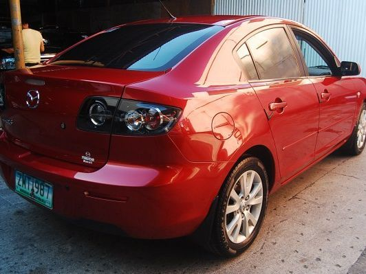 used mazda 3 2008 3 for sale makati city mazda 3 sales. Black Bedroom Furniture Sets. Home Design Ideas