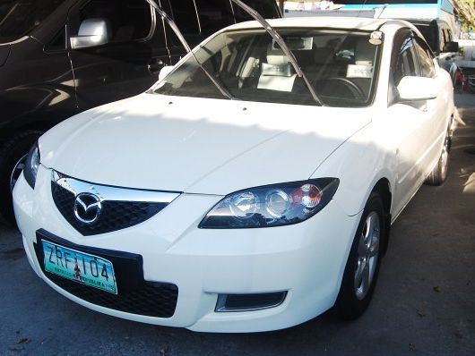 used mazda 3 2008 3 for sale pasay city mazda 3 sales. Black Bedroom Furniture Sets. Home Design Ideas