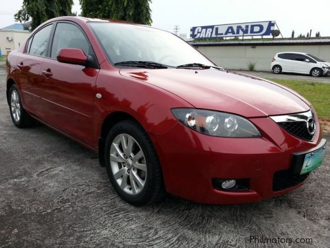 used mazda mazda3 2008 mazda3 for sale pasay city. Black Bedroom Furniture Sets. Home Design Ideas