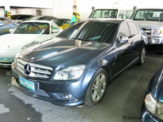 used mercedes benz c350 amg 2008 c350 amg for sale. Black Bedroom Furniture Sets. Home Design Ideas