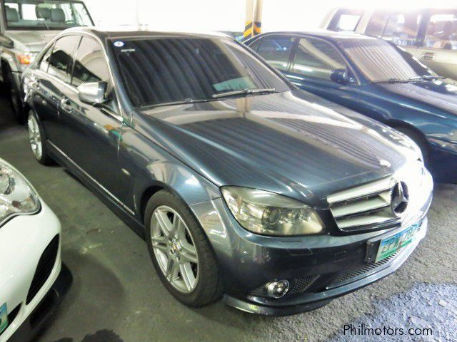 Used mercedes benz c350 amg 2008 c350 amg for sale for Mercedes benz price philippines