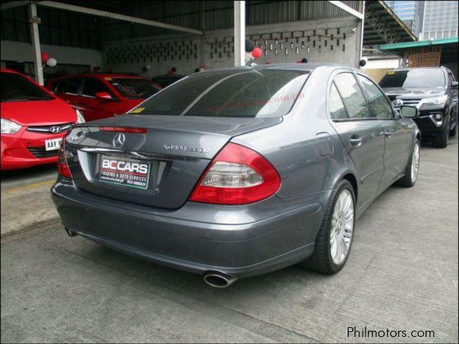 Used Mercedes Benz E200 2008 E200 For Sale Pasig City