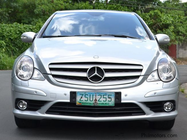 Used mercedes benz r350 2008 r350 for sale quezon city for Mercedes benz r350 used for sale