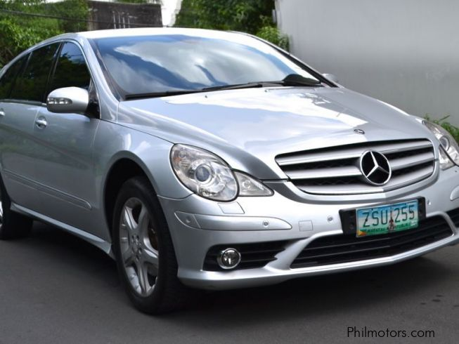 Used mercedes benz r350 2008 r350 for sale quezon city for Mercedes benz r350 for sale