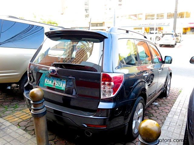 Used subaru forester 2008 forester for sale quezon for Used subaru motors for sale