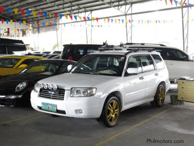 used subaru forester 2008 forester for sale pasig city. Black Bedroom Furniture Sets. Home Design Ideas
