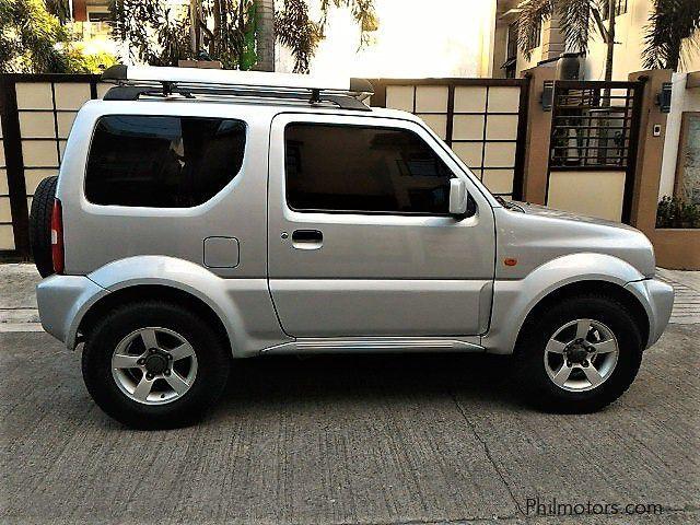 Used Suzuki Jimny 2008 Jimny For Sale Quezon City