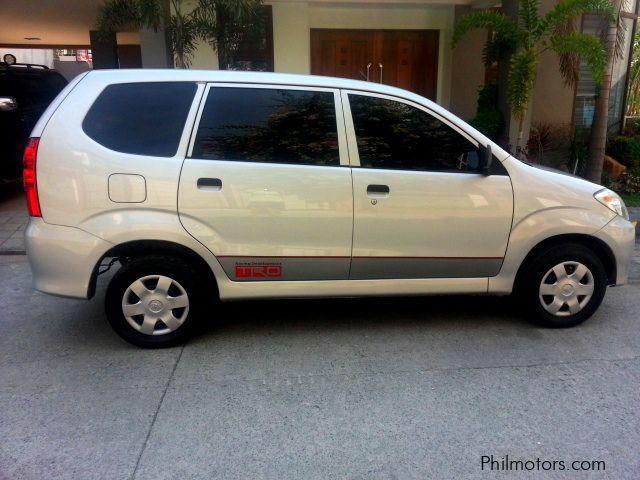 Used Toyota Avanza | 2008 Avanza for sale | Quezon City ...