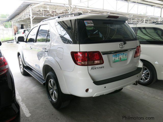Used Toyota Fortuner 2008 Fortuner For Sale Muntinlupa