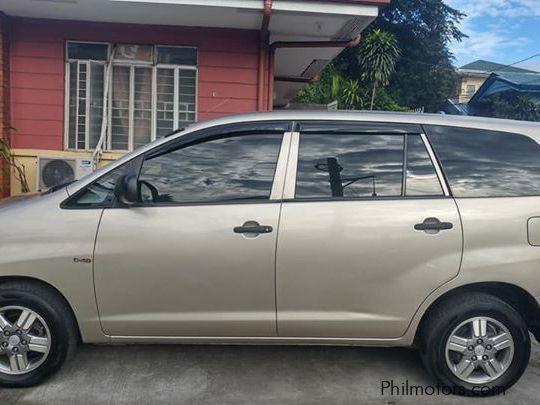 Used Toyota Innova E 2008 Innova E For Sale Davao Del