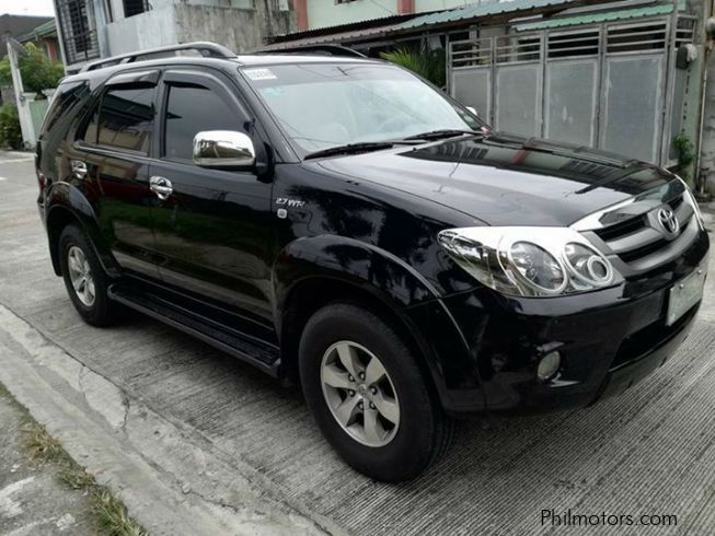 Used Toyota Fortuner 2008 Fortuner For Sale Toyota