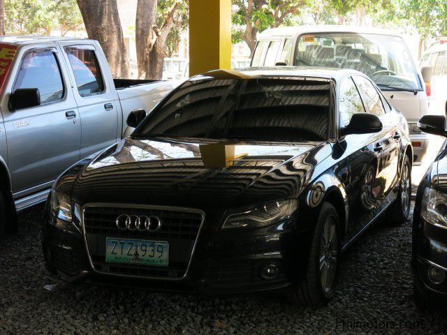 Used Audi A4 | 2009 A4 for sale | Cavite Audi A4 sales ...