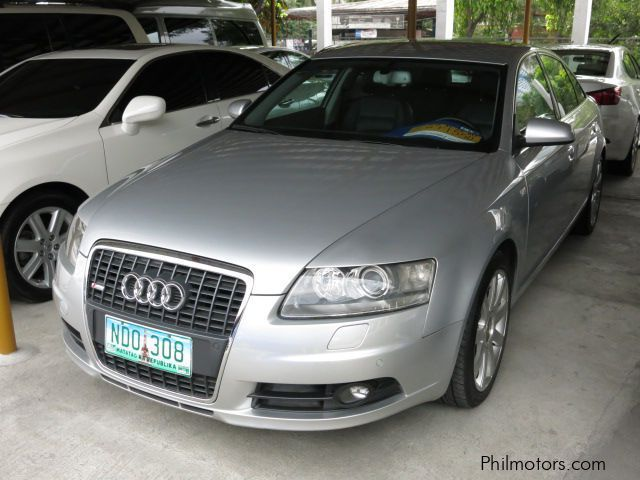 used audi a6 2009 a6 for sale pasig city audi a6 sales audi a6 price 1 550 000 used cars. Black Bedroom Furniture Sets. Home Design Ideas