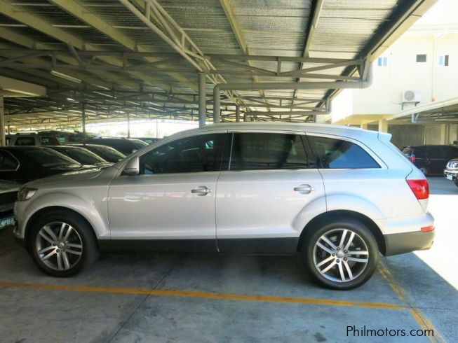 used audi q7 2009 q7 for sale muntinlupa city audi q7 sales audi q7 price 1 used cars. Black Bedroom Furniture Sets. Home Design Ideas