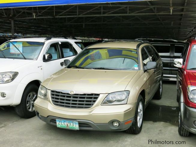 used chrysler pacifica 2009 pacifica for sale pasay city chrysler pacifica sales chrysler. Black Bedroom Furniture Sets. Home Design Ideas