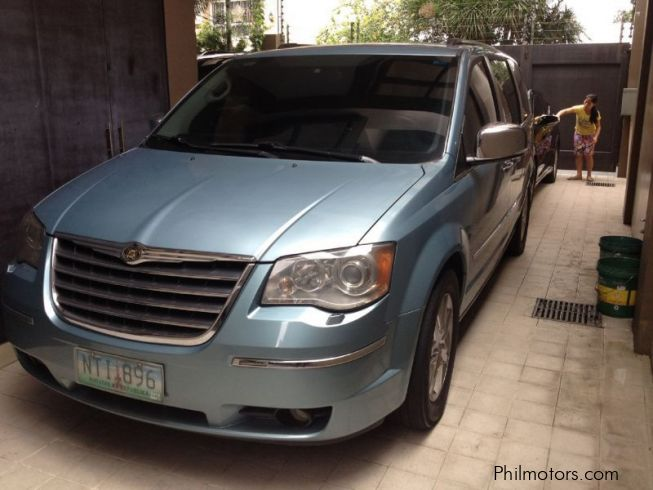 used chrysler town country 2009 town country for sale paranaque city chrysler town. Black Bedroom Furniture Sets. Home Design Ideas