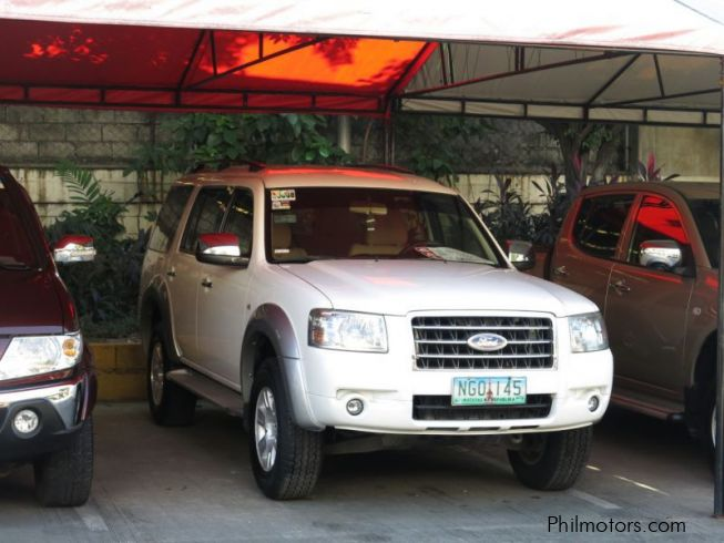 Used Ford Everest   2009 Everest for sale   Rizal Ford ...