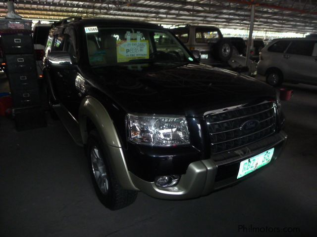 Used ford everest 2009 everest for sale pasay city for Phil long ford used cars motor city