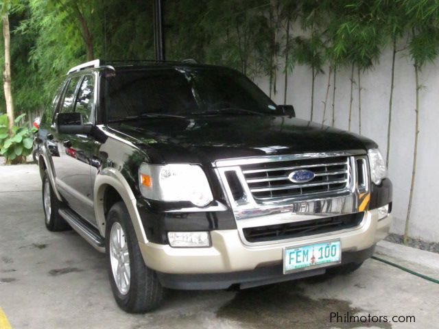 used ford explorer eddie bauer ed 2009 explorer eddie bauer ed for sale quezon city ford. Black Bedroom Furniture Sets. Home Design Ideas