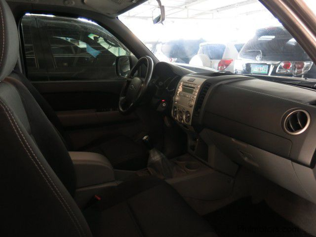 Used Ford Ranger | 2009 Ranger for sale | Pasay City Ford ...
