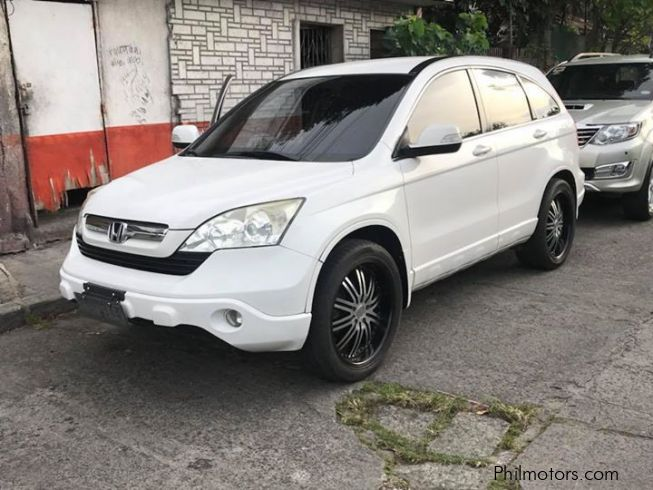 Used Honda Cr V 2009 Cr V For Sale Caloocan City Honda