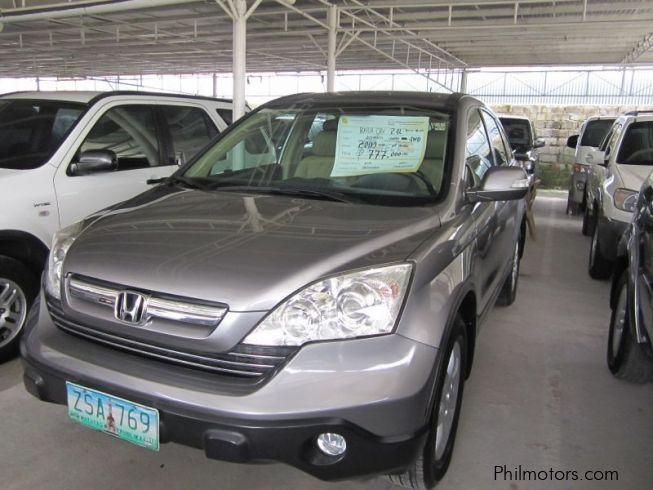 HONDA CRV FOR SALE BY OWNER IN PHILIPPINES Wroc awski