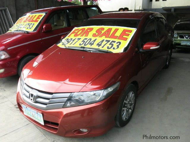 Used Honda City | 2009 City for sale | Batangas Honda City ...