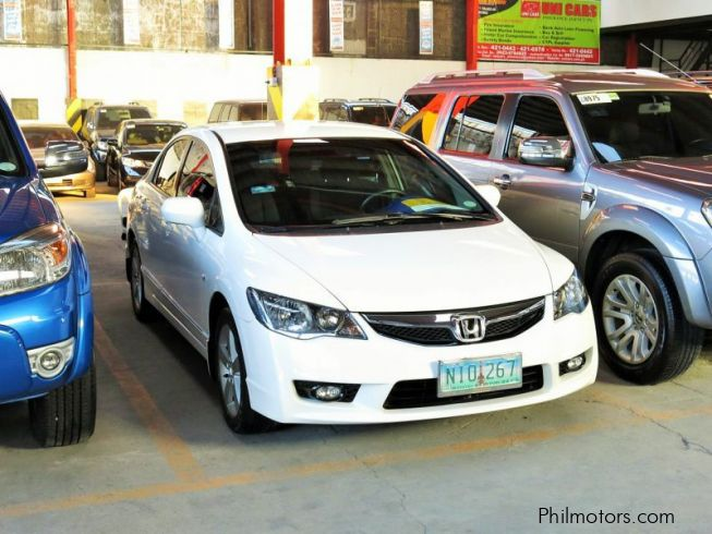 Used Honda Civic S 2009 Civic S For Sale Quezon City
