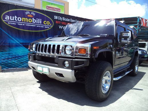 Used Hummer H2 2009 H2 For Sale Paranaque City Hummer