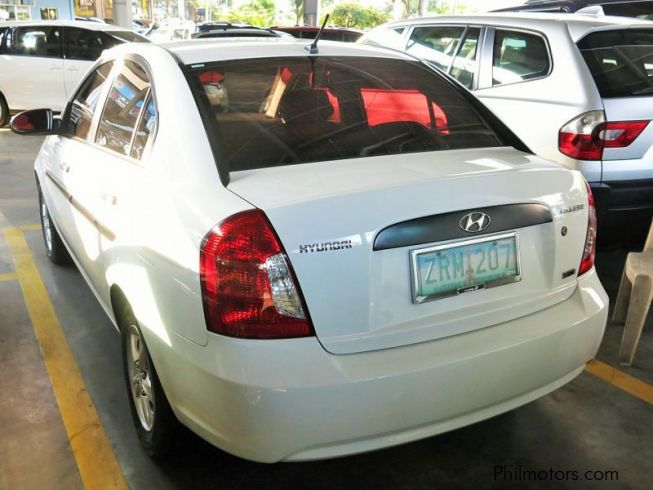 used hyundai accent 2009 accent for sale pasig city. Black Bedroom Furniture Sets. Home Design Ideas