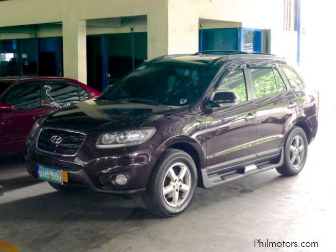 used hyundai santa fe 2009 santa fe for sale marikina city hyundai santa fe sales hyundai. Black Bedroom Furniture Sets. Home Design Ideas