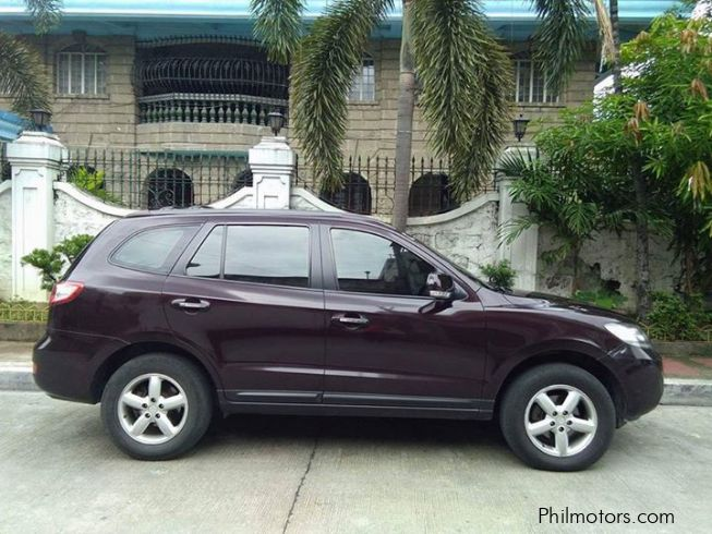 Used Hyundai Santa Fe 2009 Santa Fe For Sale Quezon